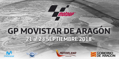 Gran Premio Movistar de Aragón de MotoGP