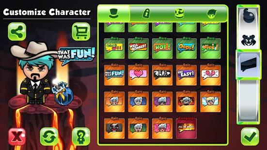 Descargar Bomber Friends MOD APK 3.92 Todas las Skins Desbloqueadas Gratis para Android