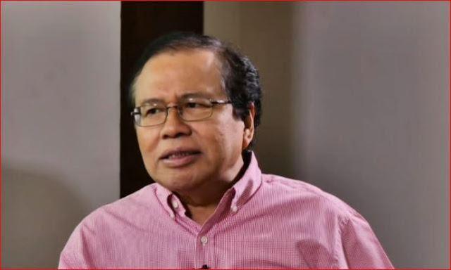 Terbongkar! Alasan Rizal Ramli Disingkirkan Jokowi dari Kabinet
