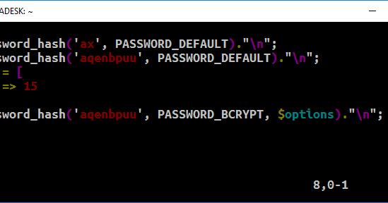 Errata Security: Is 'aqenbpuu' a bad password?