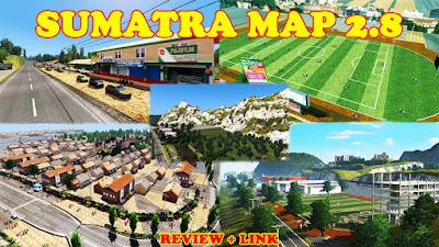SUMATRA MAP 2.8 ORGINAL BY S. ILHAM FOR 1.36