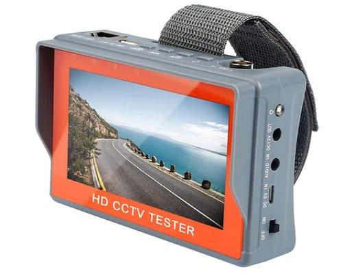 Electop 5 Inch 4 in 1 HD 1080P Portable Camera Tester