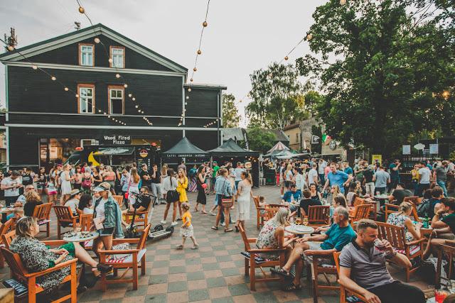 Kalciems market, Kalnciems street market, Kalnciema street market, markets in Riga, hipster market, Riga Street food, 2019, Capital R, Capital Riga