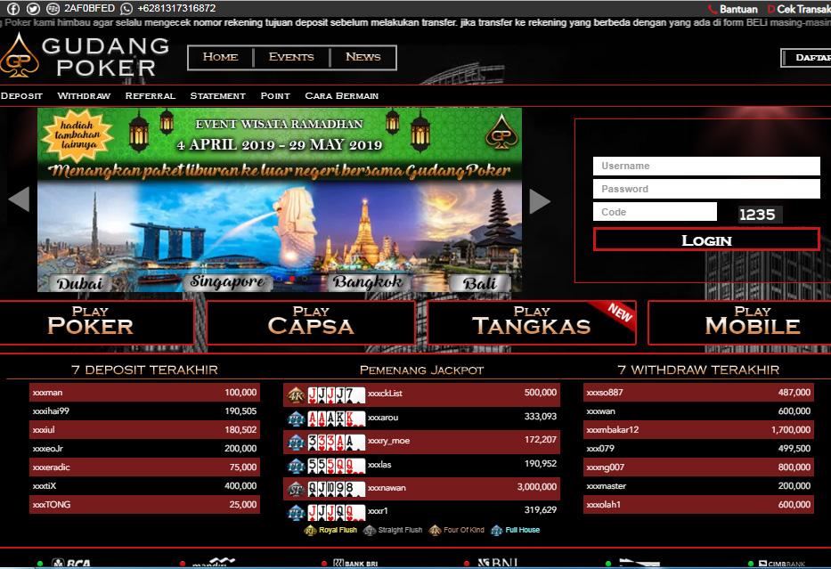 Pro id Poker PKV | Gudang Poker | Pro.ID PKV