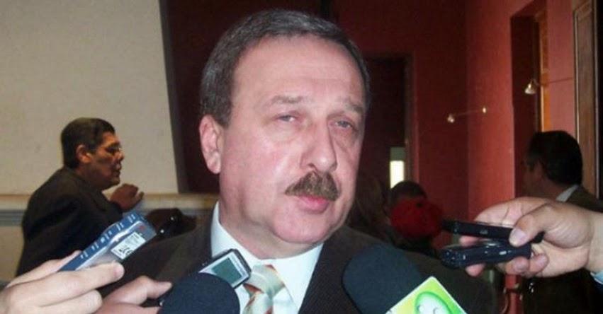 Viceministro de Educación dialogará con dirigentes del SUTEP para evitar huelga magisterial