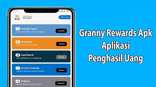 granny rewards apk
