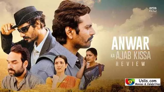Anwar Ka Ajab Kissa Full Movie Watch Download Online Free