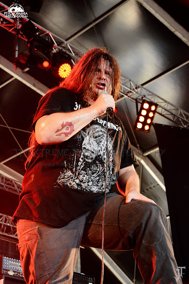 Cannibal Corpse @Hellfest 2015, Clisson 21/06/2015