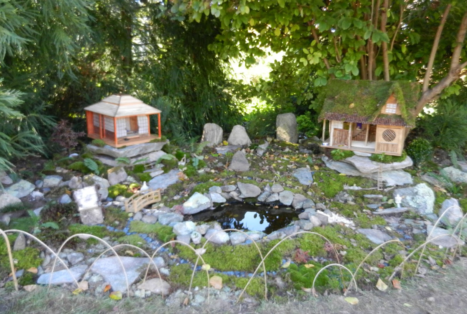 My Melange: Wee Faerie Village At Florence Griswold Museum