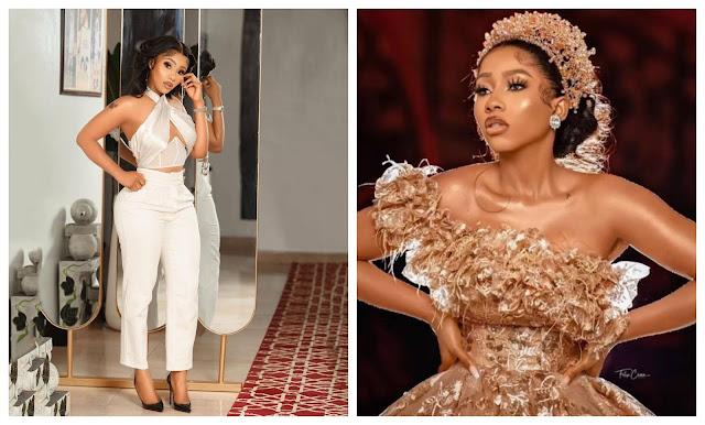 BBNaija star, Mercy Eke shows off receipt of her birthday dress which worth over N1.8M