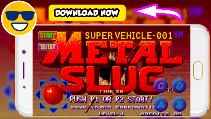 Metal Slug Game - Metal Slug 1 Android Game