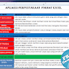 Aplikasi Perpustakaan Sekolah Kita Format Excel