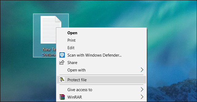 protectfile by fileprotect