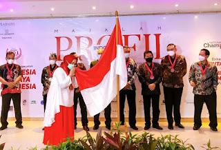 Presiden Direktur Imza Rizky Jaya Group Kembali Raih Penghargaan Tingkat Nasional