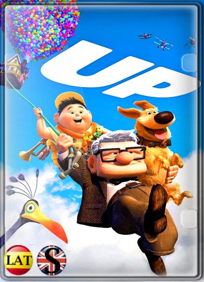 Up: Una Aventura de Altura (2009) HD 720P LATINO/INGLES