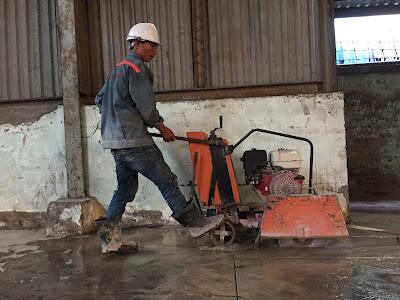 Khoan cắt bê tông tại huyện Phụng Hiệp