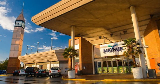 Myfair Shopping Centre em Victoria