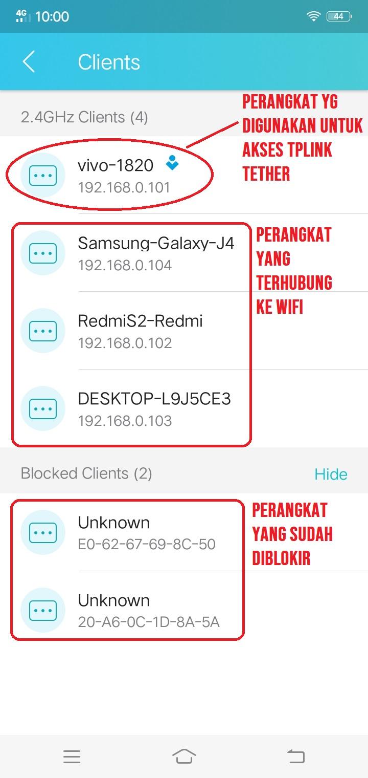Cara Blokir Pengguna Wifi : blokir, pengguna, Memblokir, Pengguna
