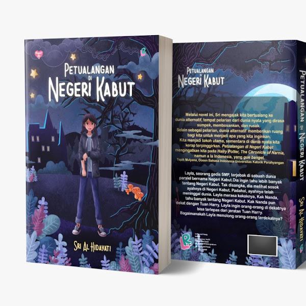 Open Pre Order Novel Petualangan di Negeri Kabut - Sri Al Hidayati
