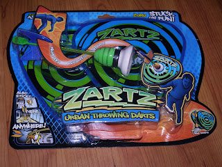 Zartz - Urban Throwing Darts