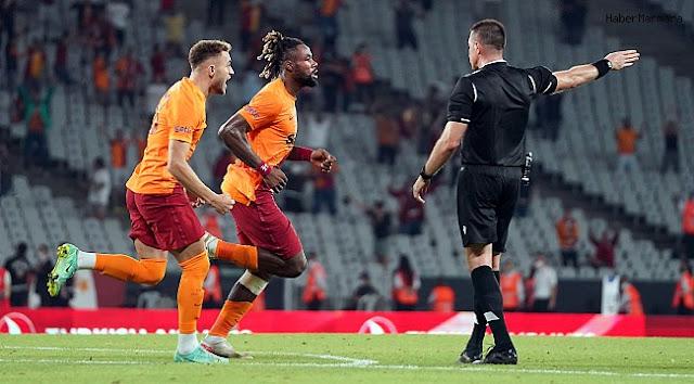 Süper Lig | Boss'tan hayat öpücüğü!