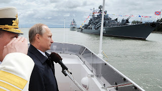After 1992, the Russian Navy was able to establish itself under an independent state. The first regiment of the Russian navy was formed in October 1696 by Peter the Great before the dissolution of the Soviet Union. It should come as no surprise that Russia, the world's most powerful country, has a strong navy. They currently have a large army of about 150,000 serving. In addition, nearly 600 naval vessels and more than 360 aircraft are in operation.