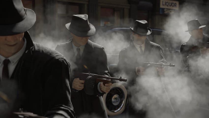 Сюжетный трейлер ремейка Mafia: Definitive Edition и охапка скриншотов с Gamescom