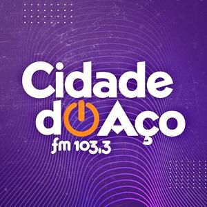 Ouvir agora Rádio Cidade do Aço FM 103,3 - Volta Redonda / RJ