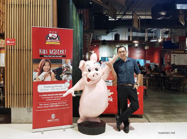 Naughty Nuri's Ribs Master Challenge 2019
