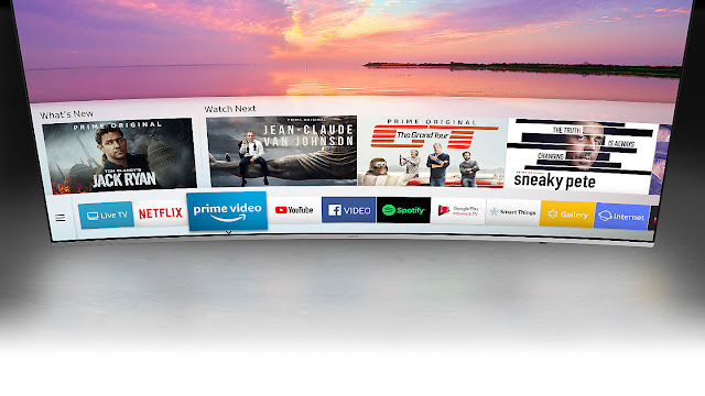 Smart Tivi QLED Samsung 4K 65 inch QA65Q8CNAKXXV