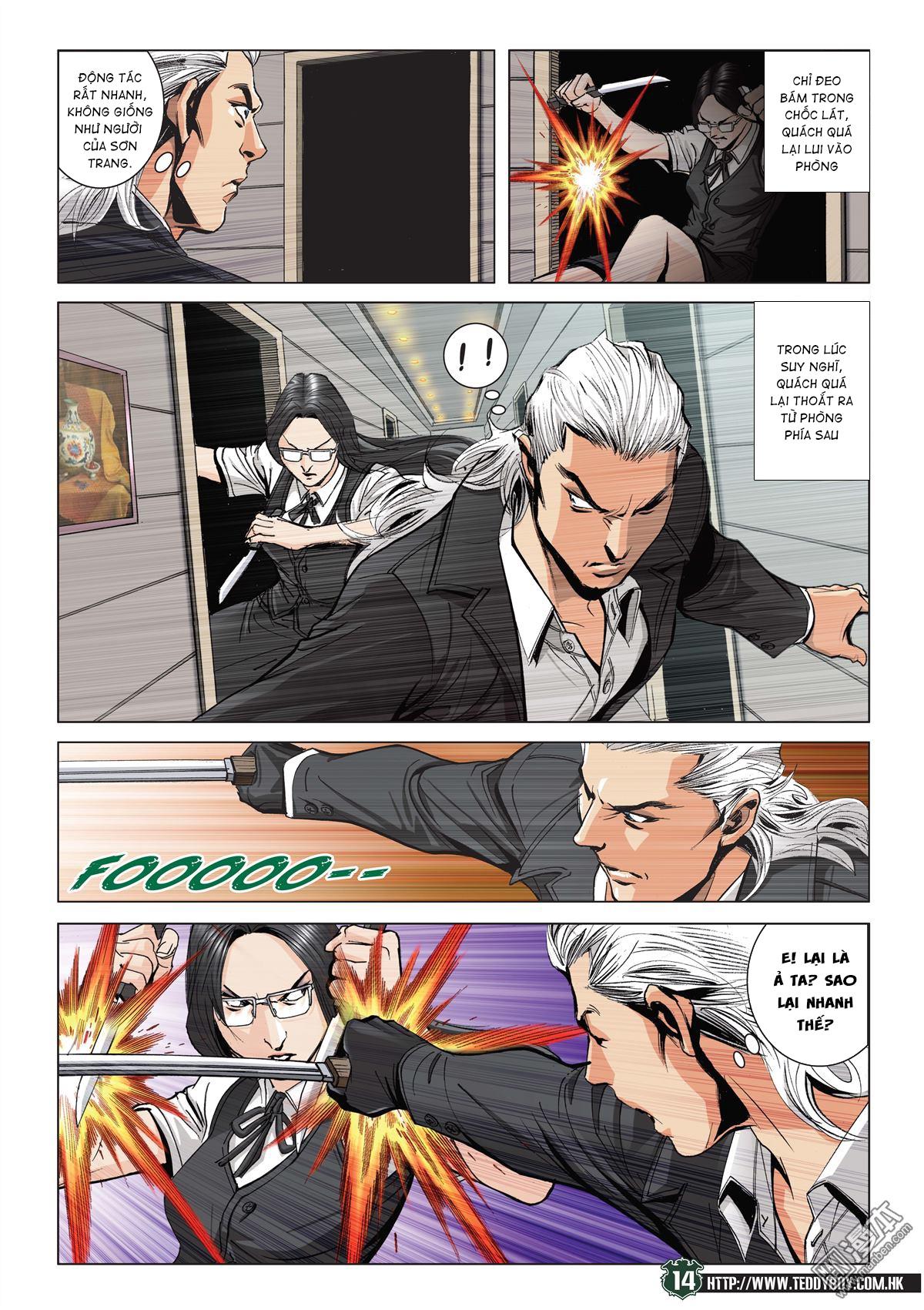 Người Trong Giang Hồ RAW chap 2070 - Trang 13