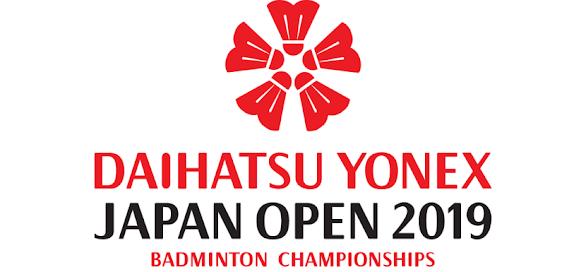 Jadwal LIVE Streaming Daihatsu Yonex Japan Open 2019
