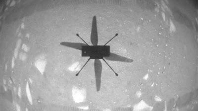 shadow of Ingenuity