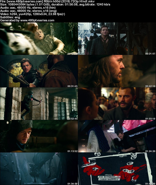 Robin Hood (2018) 350MB Full Hindi Dual Audio Movie Download 480p Bluray Free Watch Online Full Movie Download Worldfree4u 9xmovies