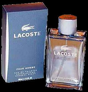 LACOSTE - POUR HOMME