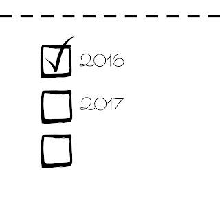 Postanowienia, odkrycia i plany na 2017
