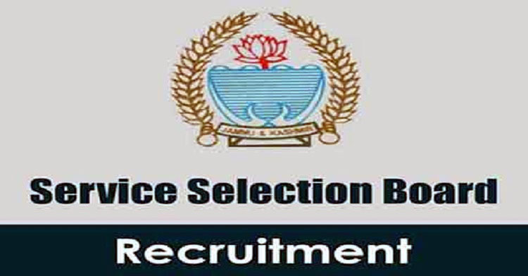 JKSSB issues Selection Lists for various Posts
