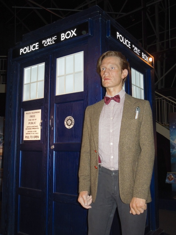 Matt Smith 11th Doctor Who costume