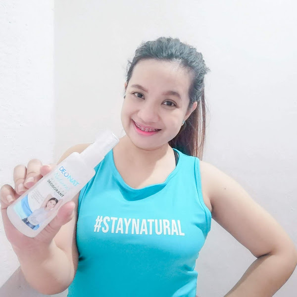 #StayNatural with Deonat
