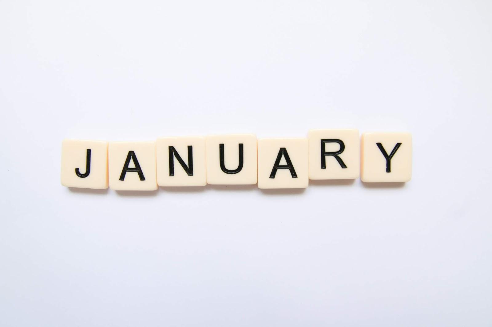 Podsumownie stycznia 2020