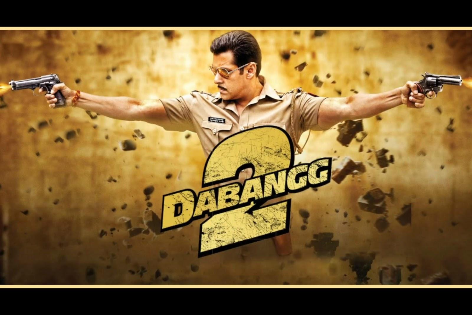 Dabangg 2 HD Wallpapers