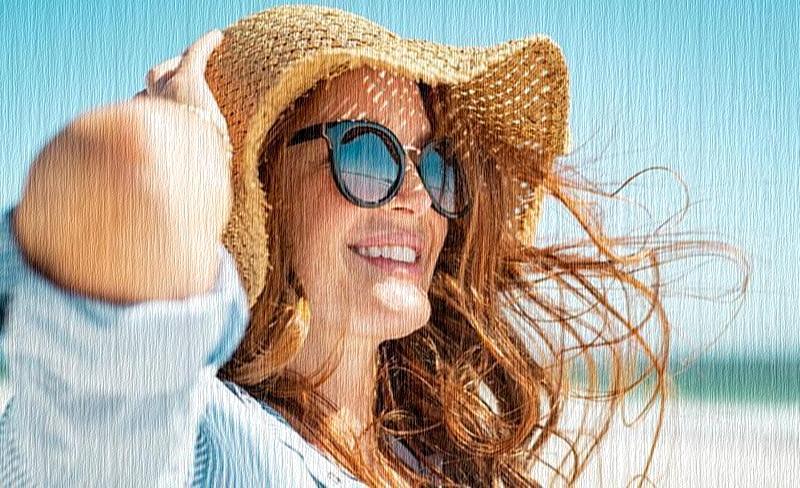 Güneş gözlükleriniz göz sağlığınıza zarar vermesin!