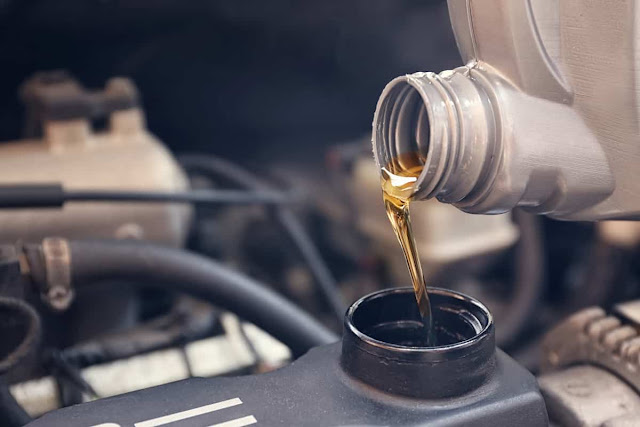 Engine Oil For Your Vehicle