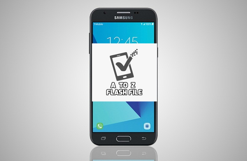 Samsung SM-J327T Galaxy J3 Prime Binary U3 Repair Flash File