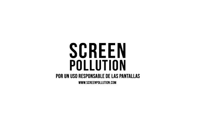 Screen pollution campaña multiopticas
