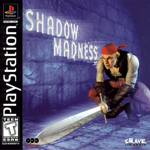 Shadow Madness  - PS1 - ISOs Download