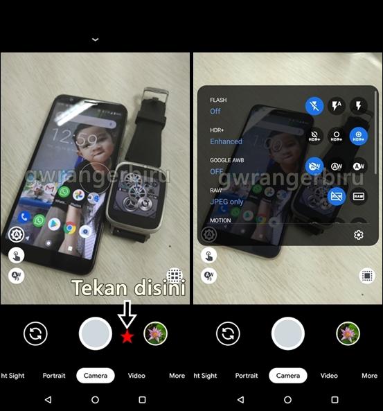 Download Google Camera untuk ROG Phone 2 [Apk]