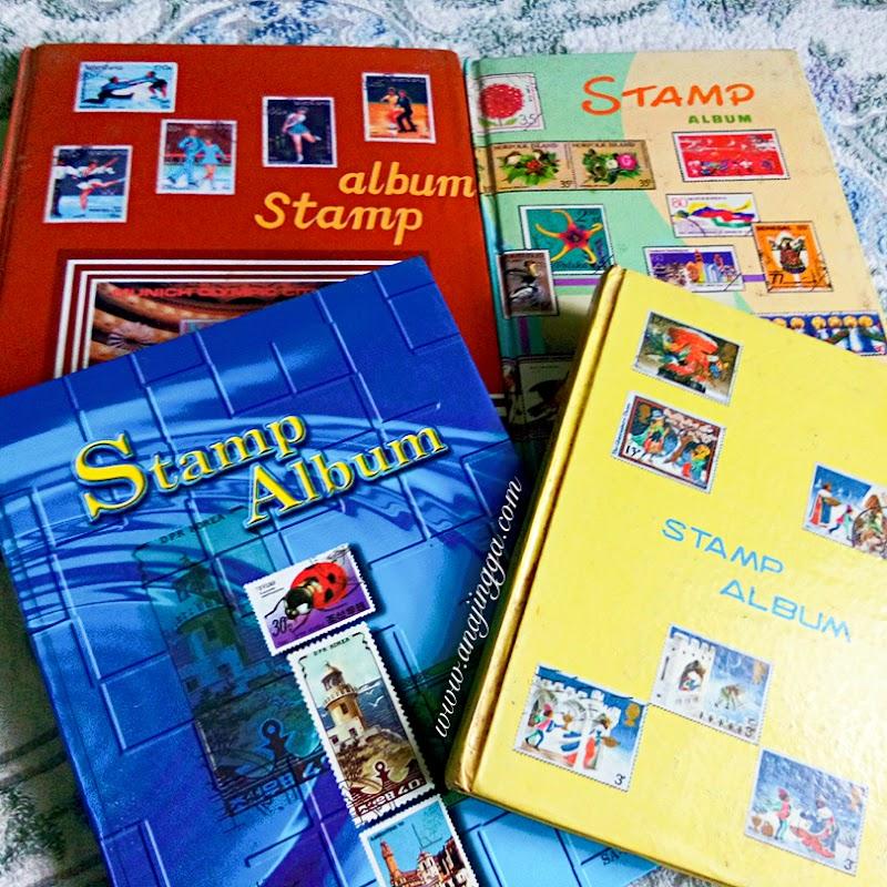 Hobi Zaman Sekolah Mengumpul Setem