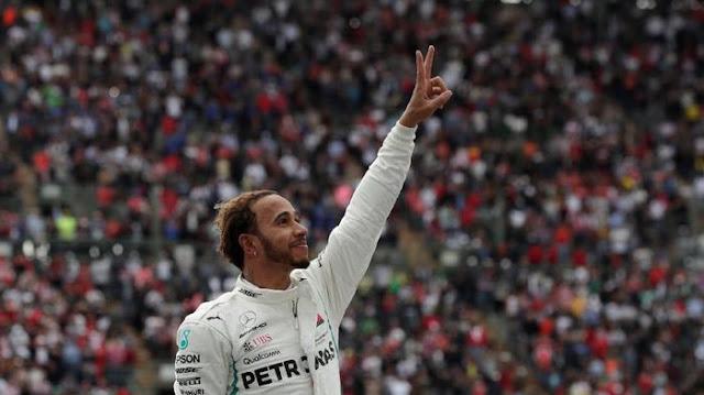 F1 2018: Hamilton dan Mercedes Teruskan Dominasi