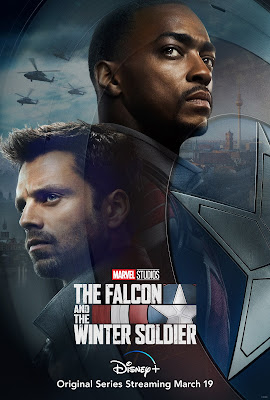 DisneyPlus Marvel Studios, The Falcon and the Winter Soldier